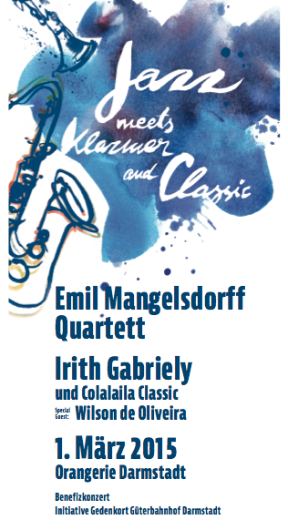 Jazz meets Klezmer and Classic Kopf